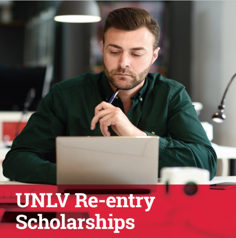 UNLV Re-entry scholarships